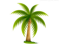 tree clipart palm tree image vector clip art online royalty