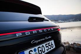 new porsche 2019 test drive 2019 porsche cayenne turbo cool hunting