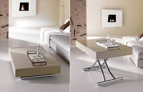 from coffee table to dining table more functions in a compact design convertible coffee tables