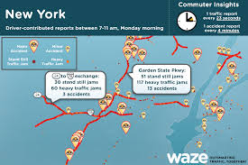 Waze Map Gigaom Google Confirms It Is Acquiring Waze To Add Real Time