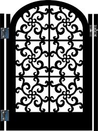 italian metal gate sale designer wrought iron garden ornamental