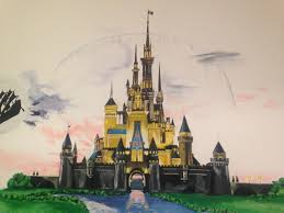 rachael s illustration i am so pleased with the outcome of my disney castle wall mural and am excited to share the finished images with you most importantly the client was happy