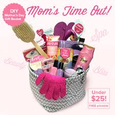spa gift basket ideas diy s day gift basket ideas 25