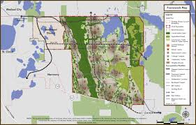 Citrus College Map Deseret Ranches Of Florida Sector Planning
