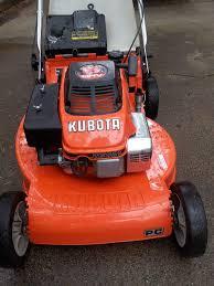 kubota w5021 sc lawn mower page 2