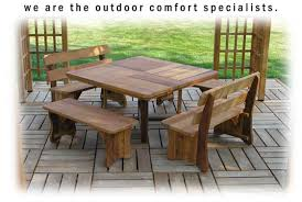 Baldwin Lawn Furniture Tables  Benches - Baldwin furniture