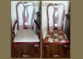 best fabric for dining room chairs dining chairs newly recovering dining room chair cushions with