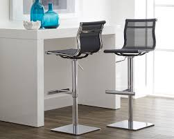 Computer Desk With Adjustable Height by Sunpan Modern Urban Unity Travis Adjustable Height Bar Stool