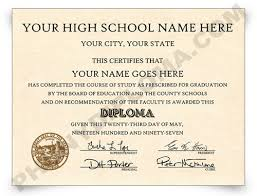 is online high school high school diplomas designs from phonydiploma phonydiploma