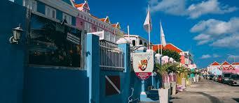 Padi Flag Uber Places Scuba Lodge Boutique Hotel Curacao