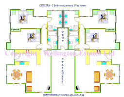 two apartment floor plans inspirations small two bedroom apartment floor plans house plans