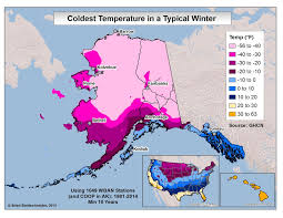 Bethel Alaska Map by Brian B U0027s Climate Blog August 2015