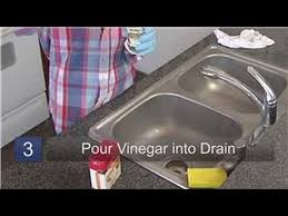 Smelly Kitchen Sink by Household Cleaning Tips How To Clean A Smelly Drain Youtube