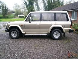 4x4 station wagon pajero exceed mk1 station wagon lwb seven seater