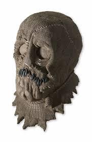 Scarecrow Mask Batman Ytb Fansite For Batman Comics Toys Figures News And More