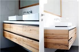custom timber vanities bringing warmth to the bathroom