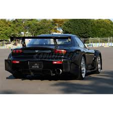 widebody rx7 abflug gt 7 widebody kit
