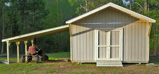 Diy Wood Storage Shed Plans by Storage Shed With Carport Cardinal Buildings Storage Buildings