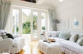 round up white beach house coastal design