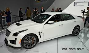 4 door cadillac cts 2016 cadillac cts v and ats v naias 4 copy