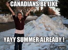 Canada Snow Meme - 101 best canadiana images on pinterest canadian culture canadian