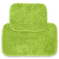 Green Bathroom Rugs Buy Green Bath Rugs From Bed Bath Beyond