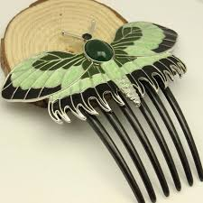 hair combs aliexpress buy free shipping zinc alloy hair combs titanic