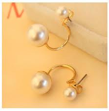 earrings models pearl stud earrings justbuylah