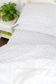 Garnet Hill Duvet Cover Bedding Refresh With Garnet Hill Lavin Label