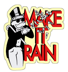 Make It Rain Meme - make it rain with your android or iphone know your mobile