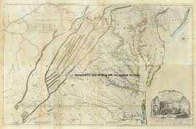 Detailed Map Of Virginia by Welcome To Historynyc Historical Maps Poster Books And Custom