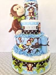 Baby Monkey Centerpieces by Monkey Themed Baby Shower Centerpieces Baby Shower Pinterest