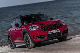 new mini jcw countryman review says it u0027s disappointingly fat not