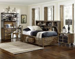 Driftwood Rustic Bedroom Set Decorating Ideas Distressed Wood Bed Frame Platform White Beds Rustic Bedroom