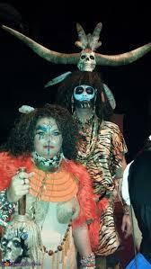 Voodoo Themed Halloween Costumes Urban Voodoo Costume Halloween Costume Contest Costume Contest