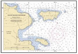 Anchorage Tide Table Chiachi Islands Anchorage Marine Chart Us16556 P2869