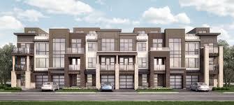 Minto Homes Floor Plans Oakvillage U2013 Oakville U0027s New Townhome Community New Townhomes