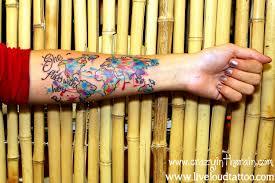 Dominican Republic Flag Tattoo Travel Tattoo Backpacking Tattoo Map Tattoo Continents Tattoo