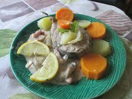 cuisine landaise darne de thon a la landaise une souris dans ma cuisine