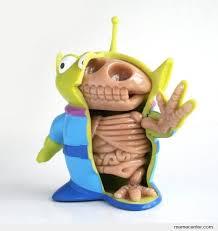 Toy Story Aliens Meme - toy story alien anatomy sculpt by ben meme center