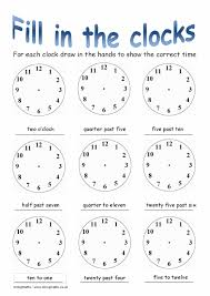 free worksheets time worksheets for year 2 free math