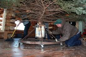 heavy duty metal tree stand merry and happy