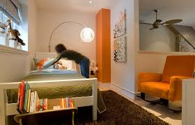 Orange And White Bedroom How To Design And Decorate Kids Rooms
