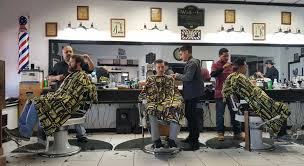 never out of style legendz classic barbershop downtown arlington