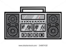 ghetto boombox clip art old boombox drawing fall