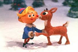subtext rudolph red nosed reindeer