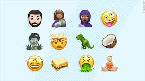 new emoji update for android apple unveils new emoji including jul 17 2017
