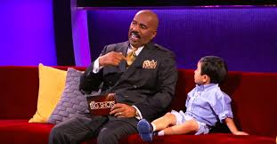 Blind Boy Plays Piano Steve Harvey Apologizes To His Children After Witnessing This 4