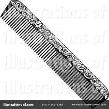 vintage comb comb clipart 1121434 illustration by prawny vintage