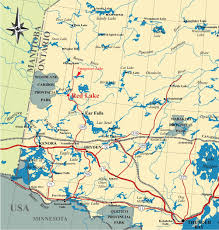 Armstrong Map Nw Ontario Road Map U2013 Birch Point Camp